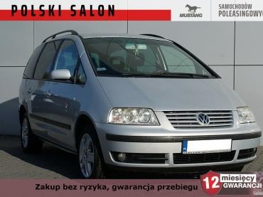 Volkswagen Sharan 7-Osobowy