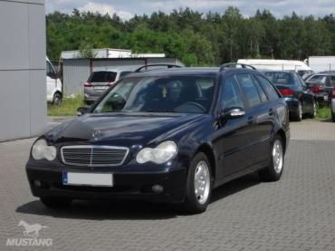 Mercedes C 200 CDI 122 KM KlimaX2 Elektryka