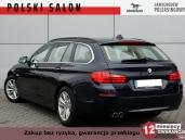 BMW 520 Fotele Komfortowe Duż Navi