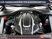 Audi A8 SALON 4.0 V8 BiTurbo 435 KM
