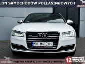 Audi A8 LONG MASAŻE MATRIX LED