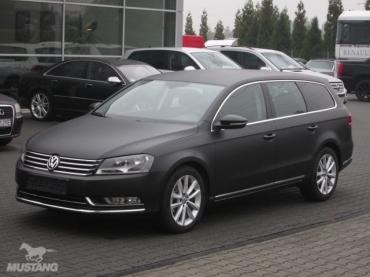 Volkswagen Passat Highline 4Motion 2.0 TDI f-ra VAT 23% CZARNY